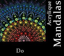 Mandalas peints à l